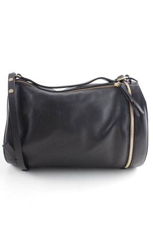 Skagen Handtasche schwarz schlichter Stil