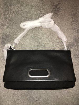 Skagen Tasche schwarz NEU (noch mit Etikett) Foldover VF Black