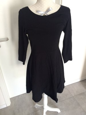 H&M Divided Sweat Dress black