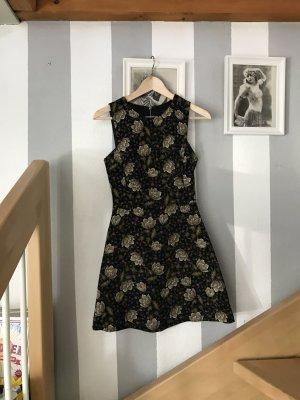 Skaterkleid Zara florales Muster Größe 34