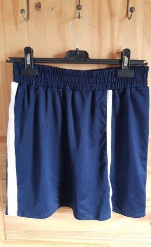 Skater Skirt blue-white