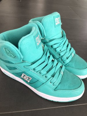 DC Shoes Skater Shoes turquoise