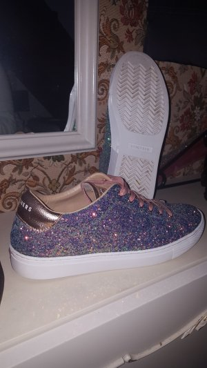 Skechers Sneaker stringata multicolore
