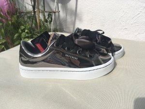 Skechers Hi-Lites Pewter Sneaker