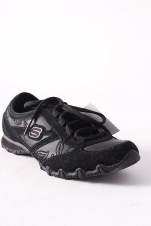 Skechers Schnürschuhe schwarz Casual-Look