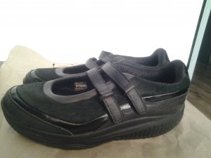 Skechers shape up gr 39 schwarz