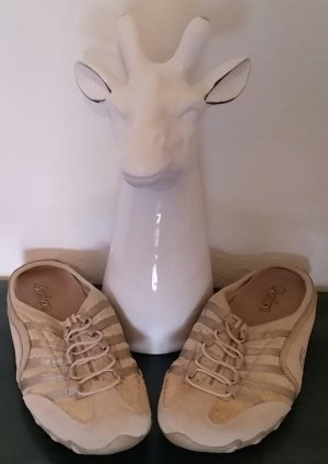 Skechers Sabots gold-colored-oatmeal