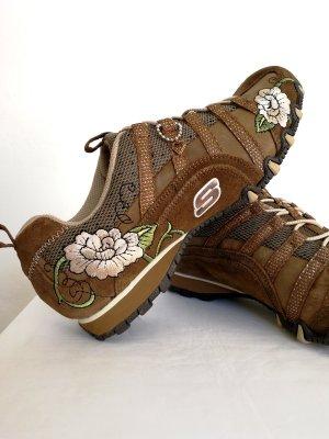 Skechers Sneaker mit Stickereien (Gr. 38), Neu!