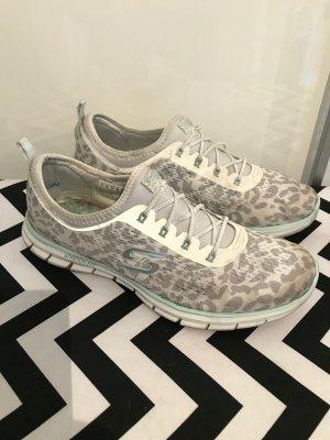Skechers Sneakers Gr.41 Leo weiß Schuhe Memory Foam