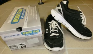 Skechers Synergy Power Shield 95496L,  GRÖSSE 35