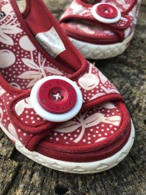 Skechers Heel Sneakers dark red-white
