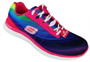 Sketchers Regenbogen