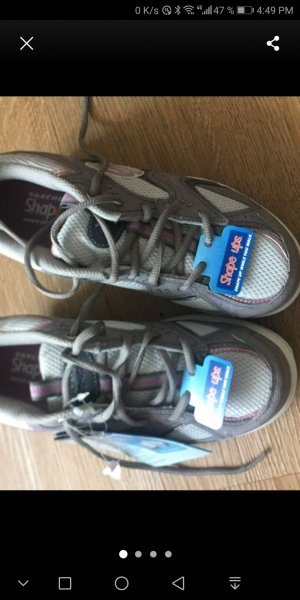 Wedge Sneaker light grey-pink