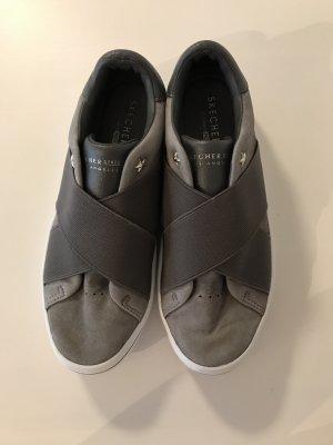 Sketchers Sneaker Slipper grau 36 Memory foam