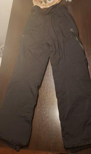 Crane Pantalon de ski noir polyamide