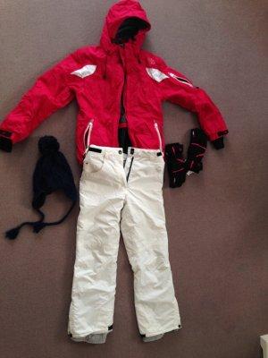 Ski-Set Jacke+Hose+Handschuhe+Mütze
