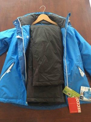 active Outdoor Jacket blue-black
