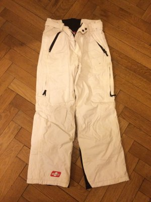 Thermal Trousers white-black