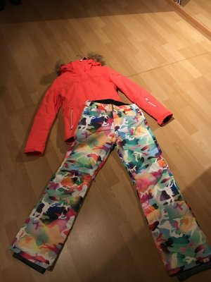 Roxy Pantalon de ski multicolore