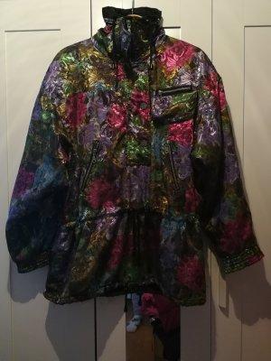 Veste oversize multicolore