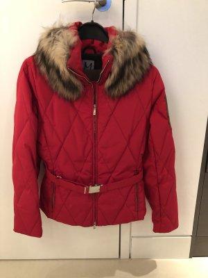 Ski-/Sportliche Jacke mit Echtpelz von Miller