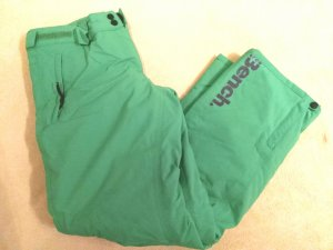 Bench Trousers lilac-green