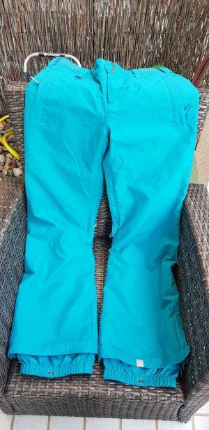 Roxy Pantalone da neve turchese