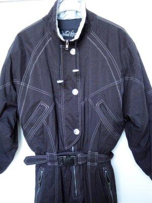 Down Jacket dark blue polyamide