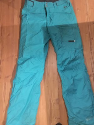 Protest Snow Pants light blue