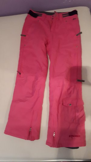 Protest Snow Pants pink