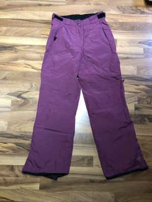 Thermal Trousers purple