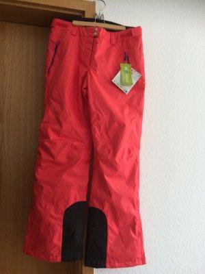 Tchibo / TCM Pantalón de esquí rojo claro