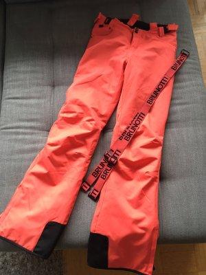 Brunotti Pantalón de esquí rojo claro-salmón