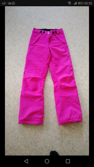 Thermobroek roze