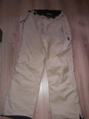 Crane Pantalon de ski crème