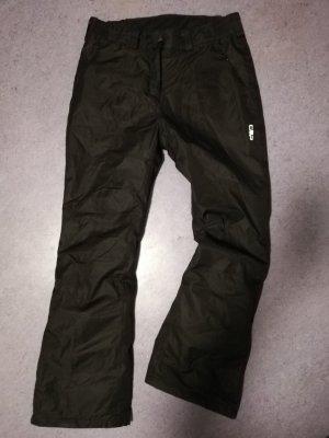 CMP Pantalone da neve nero