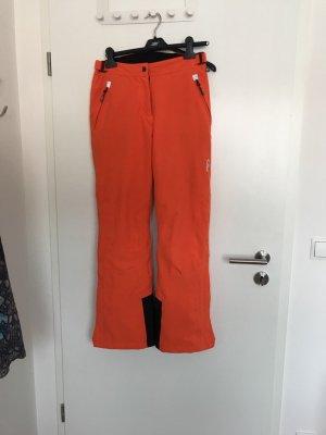 CMP Sneeuwbroek oranje
