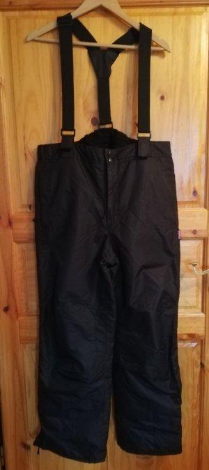 Pantalon thermique noir polyester