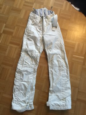 Jet Set Snow Pants natural white polyester