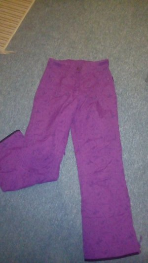 Crane Snow Pants violet-taupe