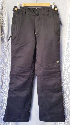 Luhta Pantalone da neve nero