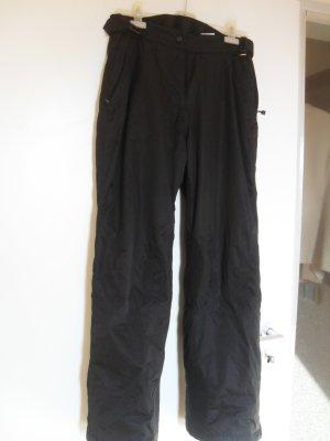 Maier Sports Pantalon de ski noir polyester