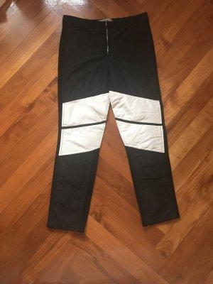 Max Mara Pantalon de ski multicolore soie