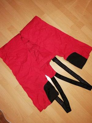McKinley Pantalone da neve rosso