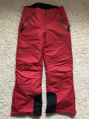 TCM Snow Pants red-black