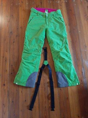 Tension Pantalone da neve verde