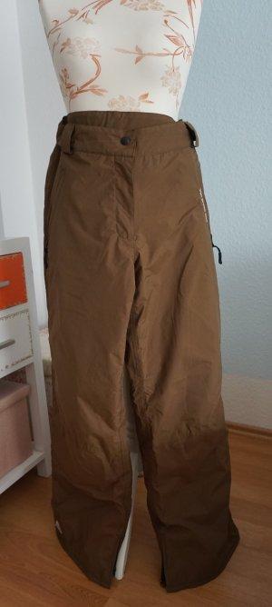 Pantalone da ginnastica marrone