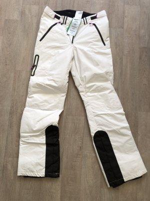 H&M Pantalon de ski multicolore