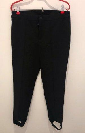 Skihose von Moncler in schwarz