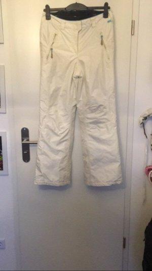 Tchibo / TCM Snow Pants natural white-cream